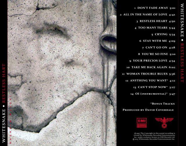 Restless Heart (1997)