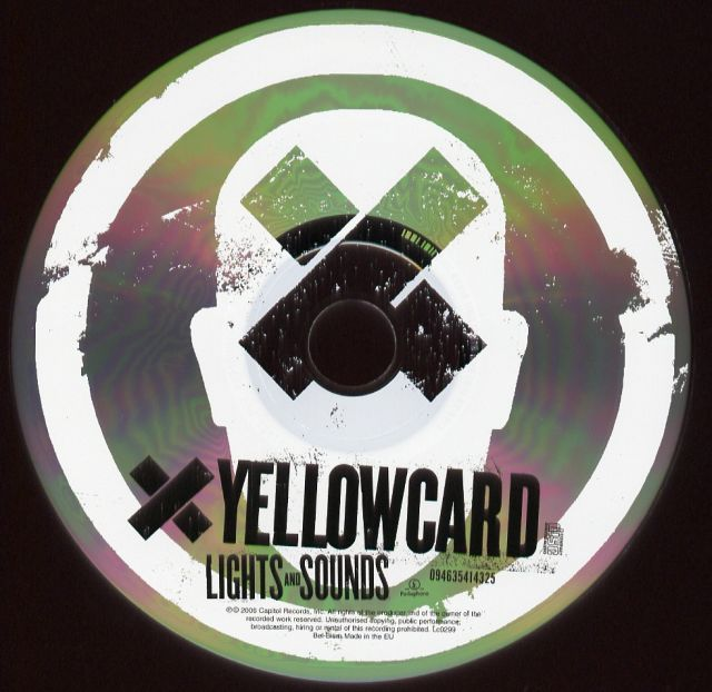 Yellowcard - Lights and Sounds (2006)