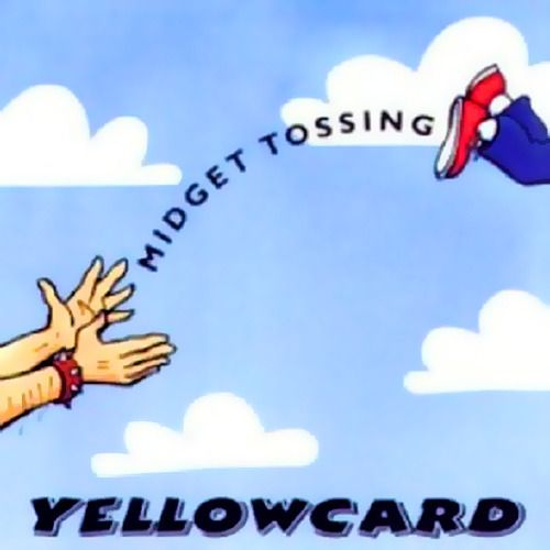 Yellowcard - Midget Tossing (1997)