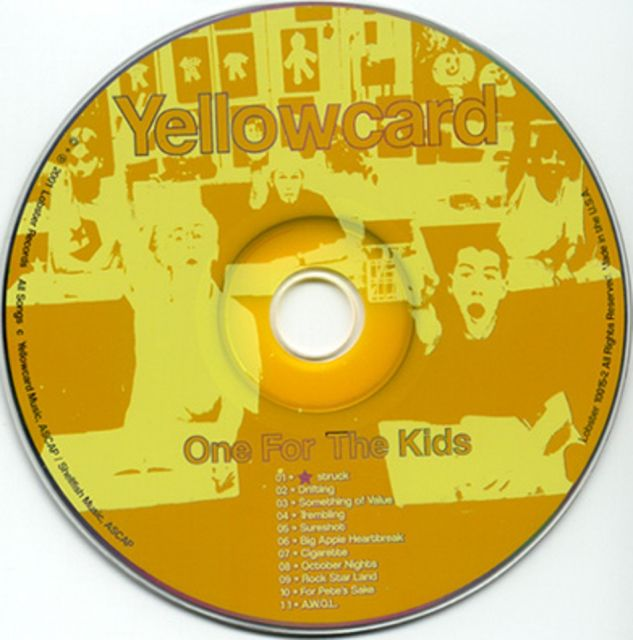 Yellowcard - One for the Kids (2001)