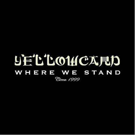 Yellowcard - Where We Stand (1999)