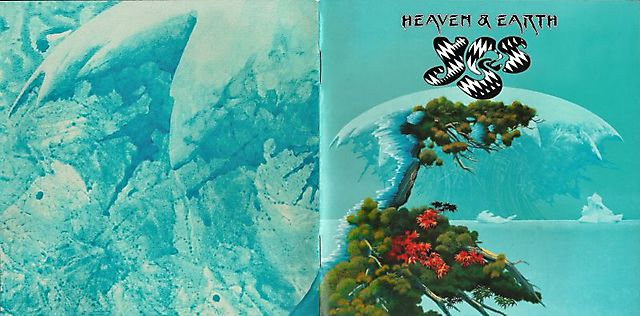 Yes - Heaven & Earth (2014)