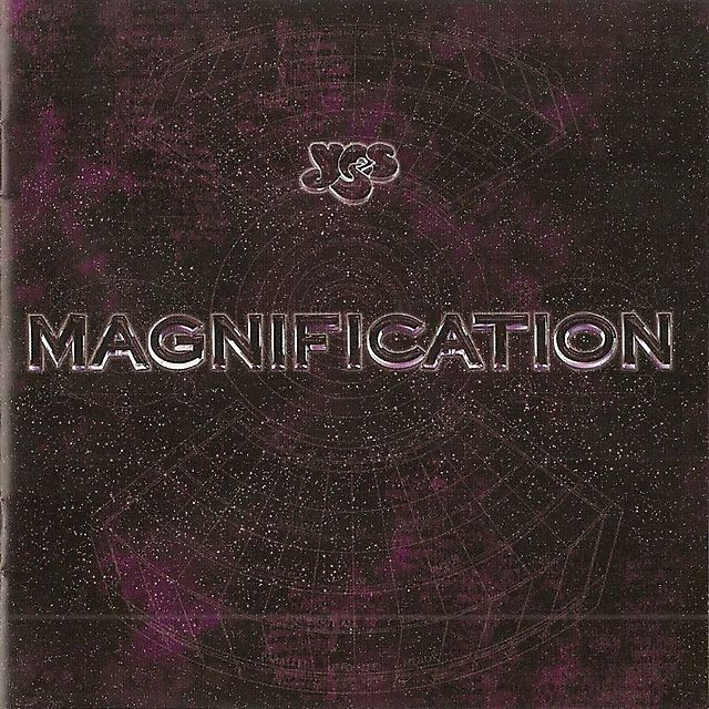 Yes - Magnification (2001)