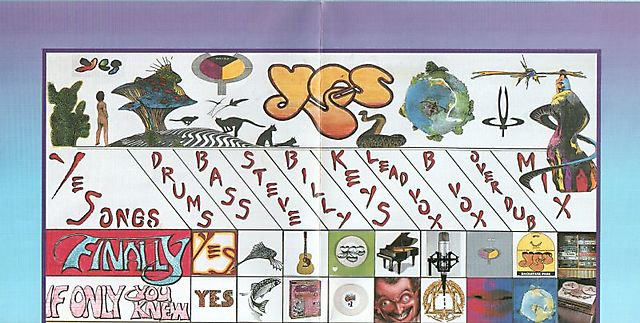 Yes - The Ladder (1999)