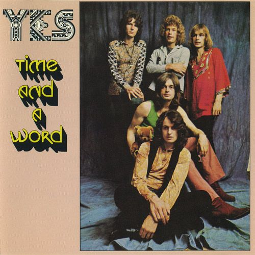 Yes - Time and a Word (1970)
