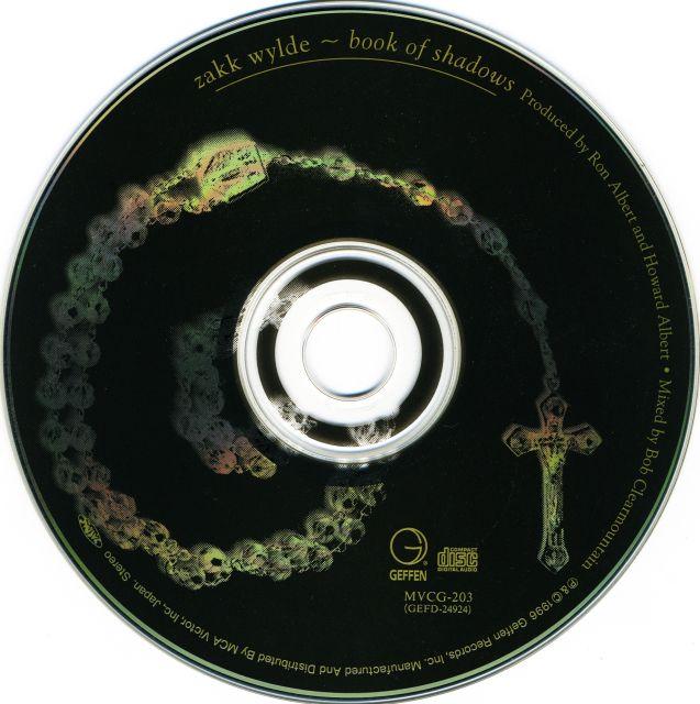 Zakk Wylde - Book of Shadows (1996)