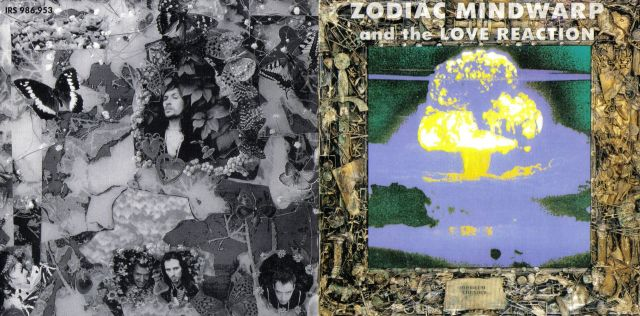 Zodiac Mindwarp & the Love Reaction - Hoodlum Thunder (1991)