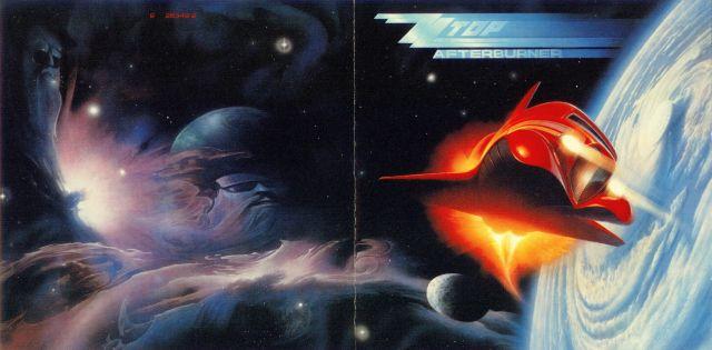 ZZ Top - Afterburner (1985)