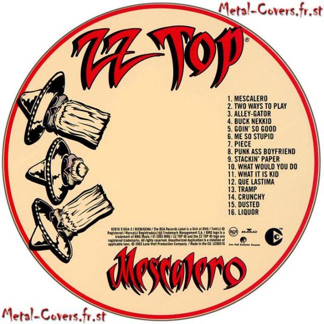 ZZ Top - Mescalero (2003)