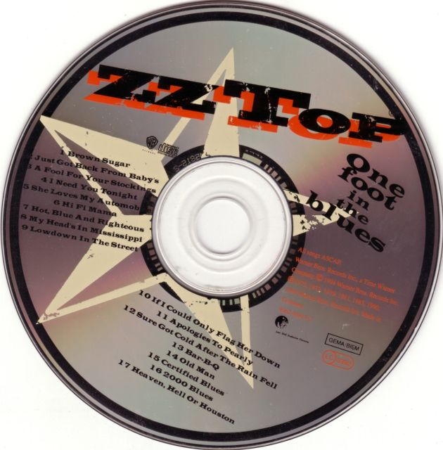 ZZ Top - One Foot in the Blues (1994)