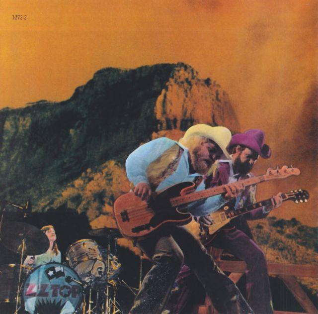 ZZ Top - Tejas (1977)
