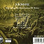 Abigor - Channeling the Quintessence of Satan (1999)
