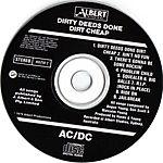AC/DC - Dirty Deeds Done Dirt Cheap (1976)