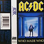 AC/DC - Who Made Who (1986)