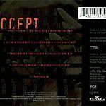 Accept - Predator (1996)
