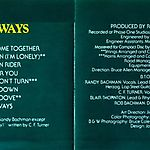 BTO - Freeways (1977)