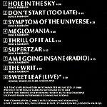 Black Sabbath - Sabotage (1975)