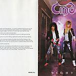 Cinderella - Night Songs (1986)