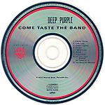 Deep Purple - Come Taste the Band (1975)