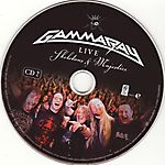 Gamma Ray - Skeletons & Majesties Live (2012)