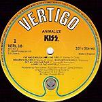 Kiss - Animalize (1984)
