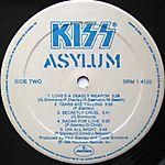 Kiss - Asylum (1985)