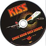 Kiss Sonic Boom Over Europe (2010)