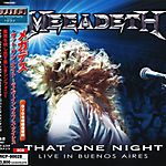 Megadeth - That One Night: Live In Buenos-Aires (2007)