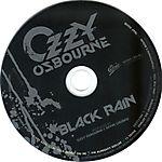 Ozzy Osbourne - Black Rain (2007)