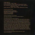 Presto Ballet - Relic of the Modern World (2012)