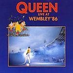Live At Wembley '86 - лицевая обложка