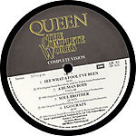 Queen - The Complete Works (1985)
