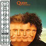The Miracle (1989) - лицевая обложка, японское издание