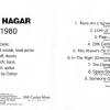 Sammy Hagar: Live 1980 (1983)