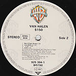 Van Halen - 5150 (1986)