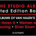 Van Halen - The Studio Albums 1978 - 1984 (2013)