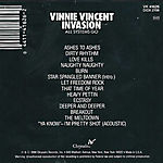 Vinnie Vincent Invasion - All Systems Go (1988)