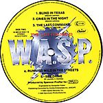 W.A.S.P. - The Last Command (1985)