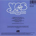 Yes - Going for the One (1977)